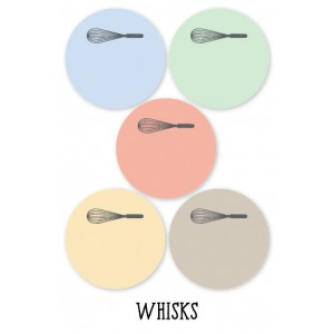 blank kitchen spice jar labels whisk